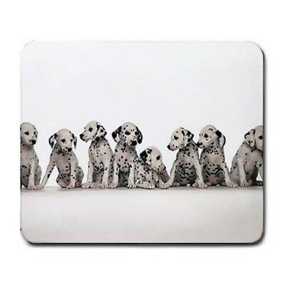Cute Dalmation puppies Large Mousepad Mouse Pad Great Gift Idea
