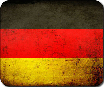 German Flag Large Mousepad Mouse Pad Great Gift Idea