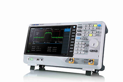 Siglent SSA3021X Spectrum Analyser 2.1GHz Includes TG Option