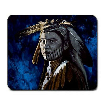 Indian Native American Large Mousepad Mouse Pad Great Gift Idea