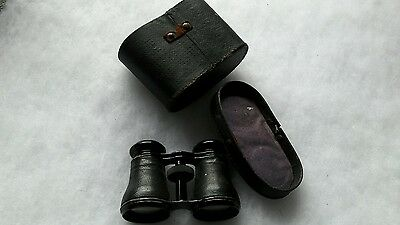 Vintage Opera Glasses and Case.