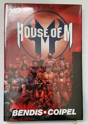House of M Marvel Comics plus one shot House of M: The day After