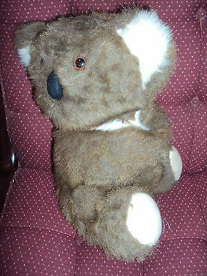 "Vintage 1991 Liberty Toys 15"" Stuffed Plush brown KOALA BEAR"