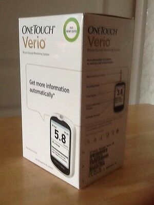 OneTouch Verio Blood Glucose Testing/Monitoring System