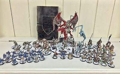 Warhammer Death Army AoS Vampire Counts Very Well Painted Unique Forgeworld
