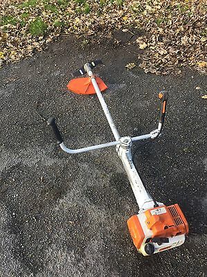 Stihl Fs500 Clearing Saw Brush Cutter Professional Monster Strimmer