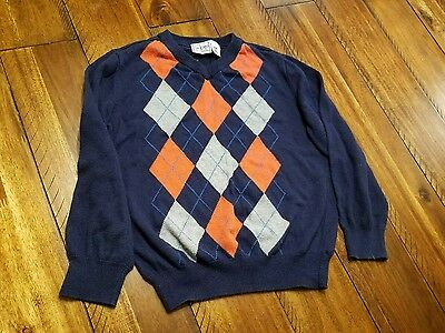 The Children's Place Nice Boys Sweater Size 5/6 S/P