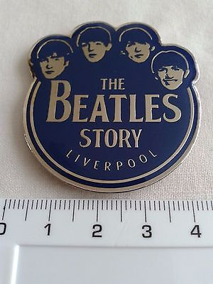 Beatles Fridge Magnet from The Beatles Story Liverpool