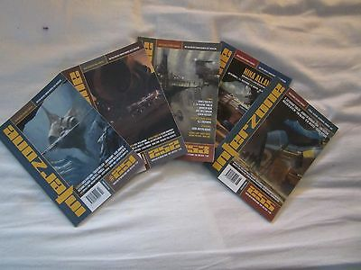 Interzone - Issues 251 to 255