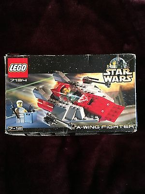 Lego Star Wars A-Wing Fighter - 7134