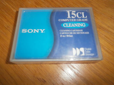 Sony Cleaning Cartridge DGD 15cl