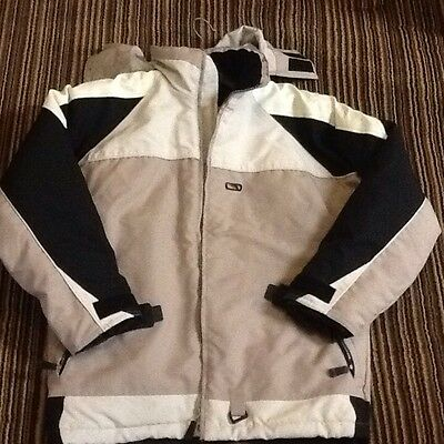 Boys Trespass Ski Jacket Size 13-14 Years, Great Condition