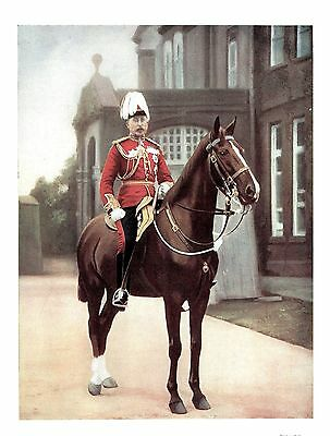 HRH Prince Arthur, Duke of Connaught - Governor General of Canada - c1899