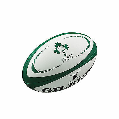 Gilbert Ireland Replica Rugby Union Supporter Rugby Ball Mini