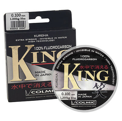 King Fluorocarbon 0,18 Colmic
