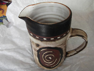 Briglin London Studio Pottery Jug