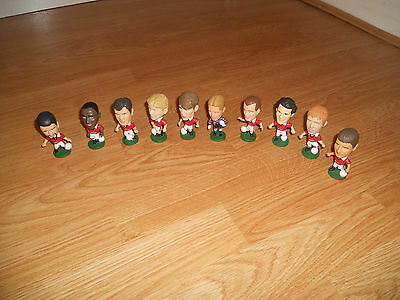 5 Manchester United Soccer Starz Figures Players Football Official Figurines No2