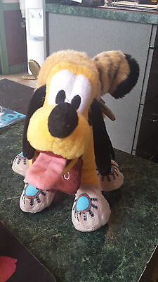 Pluto Walt Disney World Theme Park Frontierland Plush Toy Disneyland Wilderness