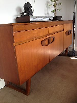 Lovely 70's Danish G Plan Style Sideboard
