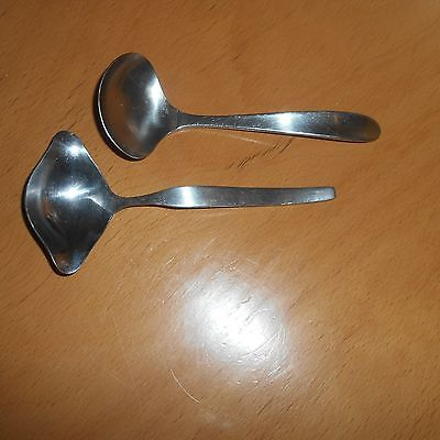 viners international profile ladle and a ladle made in denmark