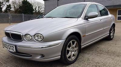 For Sale With No Reserve Is This Stunning Jaguar X-Type V6 In Rare Manual!