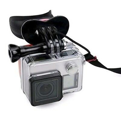 CamGo Pro Mount - Mouth Mount for GoPro & Action Cameras - Sold From Australia