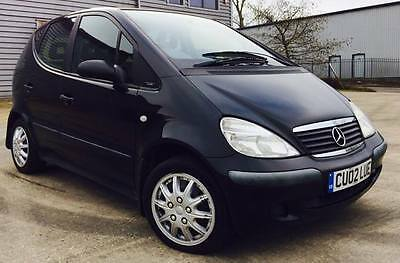 Mercedes A140 Classic For Sale With No Reserve!