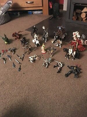 Schleich Knights, Horses, Soldiers & Papo Figures