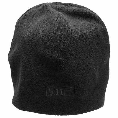 5.11 TACTICAL 89250 Watch Cap, Beanie Style, Black, L/XL