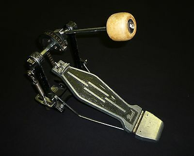 Pearl Bass Drum Pedal (Wooden Beater) for Drum Kit