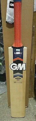 GM Purist F2 707 Mens English Willow Cricket Bat