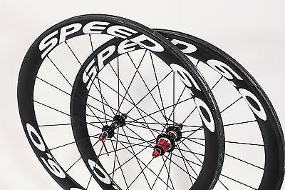 Veltec Speed 6.0 wheel-set Carbon Tubular Tune - Q/R 1396 g