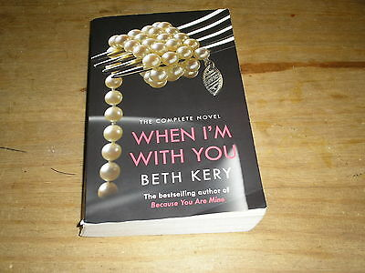when i'm with you by beth kery