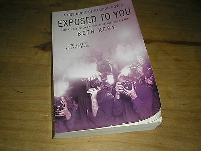 exposed to you erotic fiction by beth kery