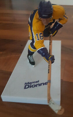 Mcfarlane NHL Legends Serie 3 Marcel Dionne Los Angeles Kings Eishockey Figur