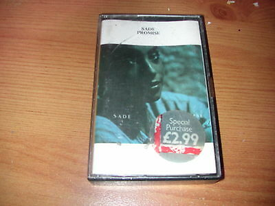Sade  Promise       Made In Greece      Cassette