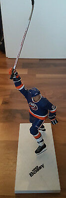 Mcfarlane NHL Legends Serie 2 Mike Bossy New York Islanders Eishockey Figur