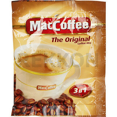 MacCoffee Original 3 in 1 Instant Coffee Mix 20g Food Empire quantity on choice