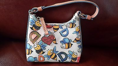 Dooney and Burke Girls Bumble Bee Handbag...New without tag
