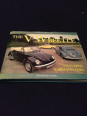 The VW Beetle collectors guide book