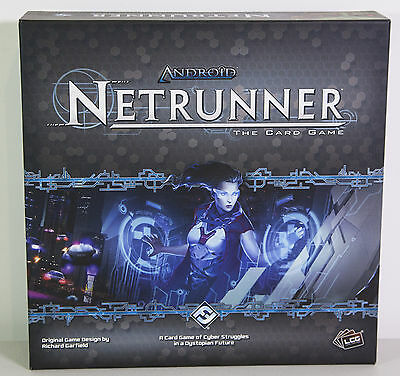 Android Netrunner - The Card Game Core Set