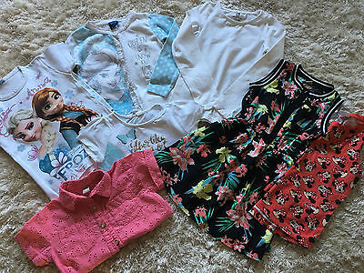 Job Lot Junior Girls Clothes Bundles Age 4-6 Years