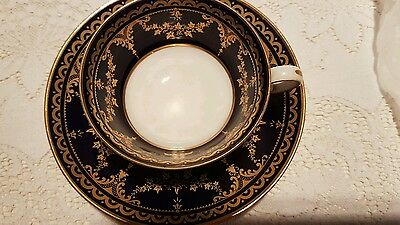 vintage spode cabinet  tea cup and saucer.