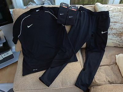 Nike Football Referee Bottoms (L) Matching T-Shirt (XL) 2 Pairs Brand New Socks