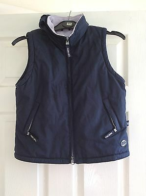 Harry Hall childrens equestrian Gillet age 6/7