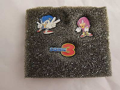 Sonic 3 Special Edition Pin-Set