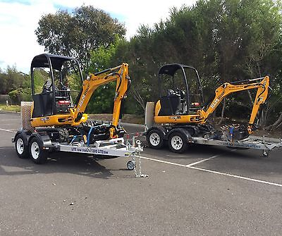 MINI EXCAVATOR FOR DRY HIRE. !!!!!!SPECIAL $230 P/D!!!!!!! JCB 1.8t TIGHT ACCESS