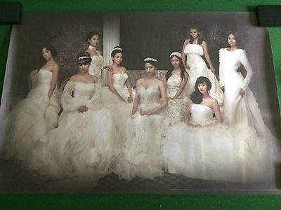 Girls Generation SNSD – The Boys (100% OFFICIAL, UNFOLDED POSTER)