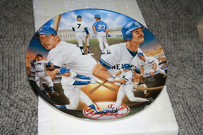 """Sports Impressions 10.5"""" Plate #2089 Yankee Tradition"""