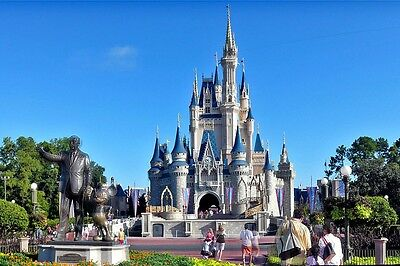 16 Day Return Flight Manchester To Orlando 13 Apr - Easter 2017